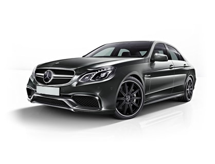 chauffeur driven car hire in mercedes